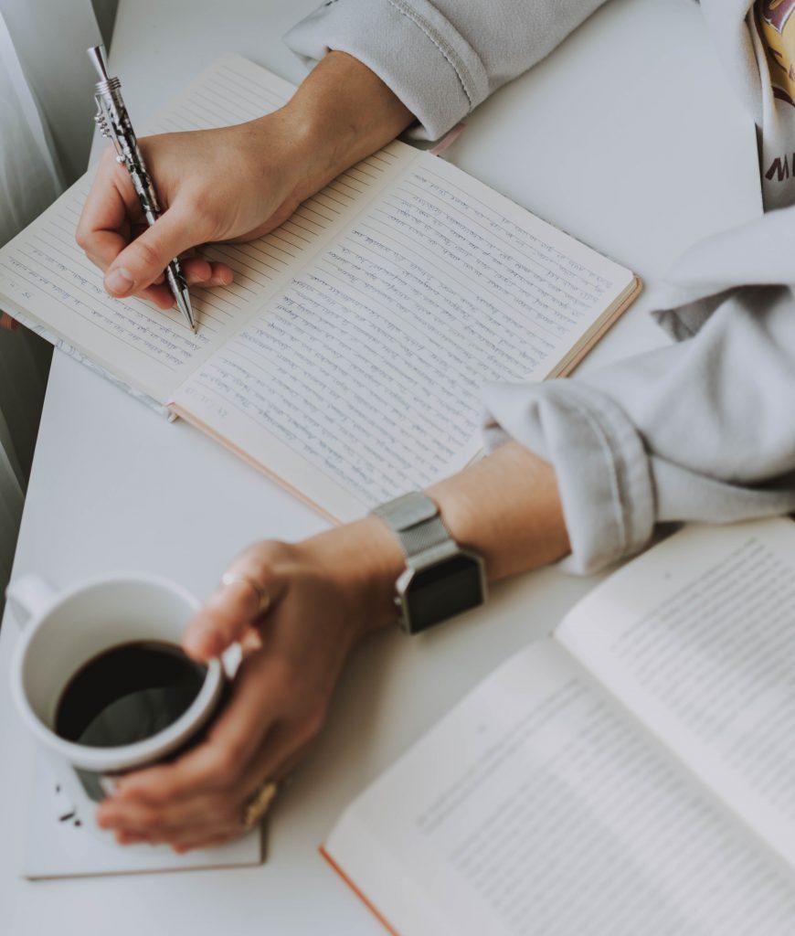 scrivere per migliorare il proprio modo di scrivere in inglese